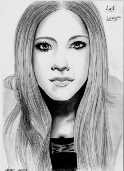 Avril Lavigne by Lilys